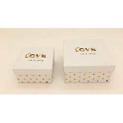Geschenkbox LOVE