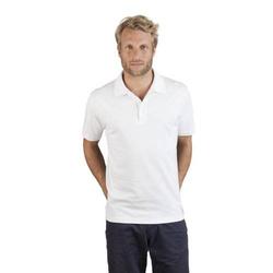 Promodoro Poloshirt, Gr. 2XL, weiß