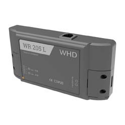 Huber+Söhne (W)LAN-Audioempfänger (W)LAN WR 205 L sw