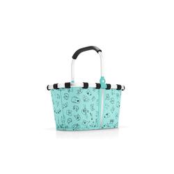 REISENTHEL® Kindergartentasche, reisenthel carrybag XS kids Kinder-Korb Einkaufs-Korb Kindergarten-Tasche grün