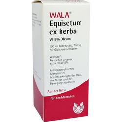 Equisetum EX Herba W 5% Oleum