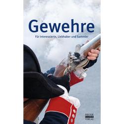 Gewehre als Buch von