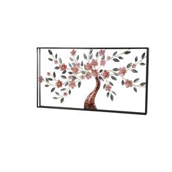 moebel-direkt-online Wandbild Kirschblüten, Kirschblüten (1 Stück), aus Metall