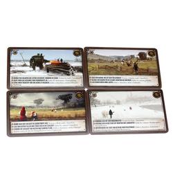 Feuerland Spiel, Scythe Promo Kartenset #1 (deutsch)