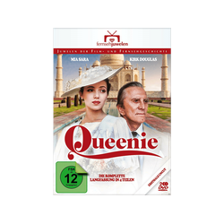 Queenie - Alle 4 Teile (Die komplette RTL-Langfassung in Teilen, uncut) DVD
