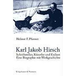 Karl Jakob Hirsch. Helmut F. Pfanner  - Buch