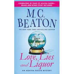 Love Lies and Liquor: eBook von M. C. Beaton