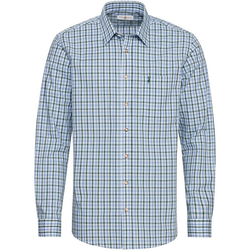 Almsach Trachtenhemd Trachtenhemd Basic, kariert S