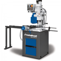 Metallkraft MKS 350 VH - Halbautomatische Vertikal-MetallkreissägeHalbautomatische Vertikal-Metallkreissäge mit 350 mm Sägeblatt