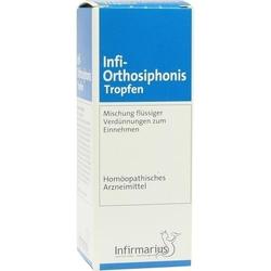 INFI ORTHOSIPHONIS Tropfen 50 ml