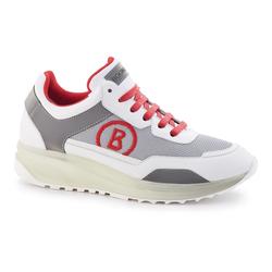 BOGNER New York L 11 - Sneaker 39 white/red