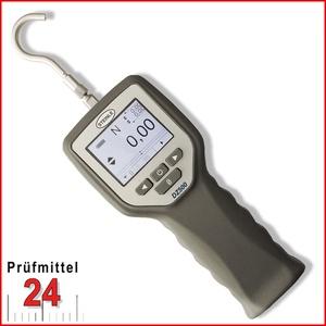 STEINLE Kraftmessgerät Digital DZ500 Messbereich: 0 - 500 N Genauigkeit: 1 N - Anzeigeauflösung: 0,1 N Inkl. Transportkoffer, USB-Kabel, Netzteil und Zubehör