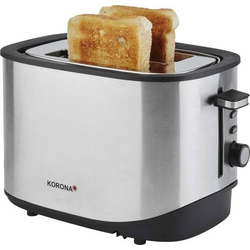 4 Stück Korona electric Toaster 21252 sw/eds