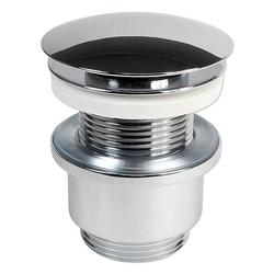 POP UP Ablaufgarnitur für Waschbecken - ohne Überlauf - Länge 60 mm