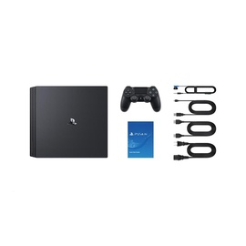 Sony PS4 Pro 1TB + Dishonored 2: Das Vermächtnis der Maske - Day One Edition + The Elder Scrolls V: Skyrim - Special Edition