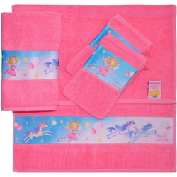 Prinzessin Lillifee Handtuch Set Lillifee (Set, 4-tlg), mit kindlichen Motiven