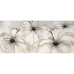 Schumsk Silver Poppies ARS Graphica