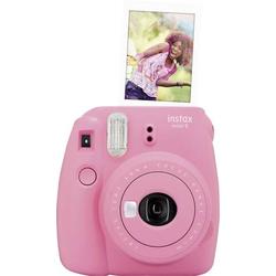 Fujifilm Instax Mini 9 Sofortbildkamera Pink