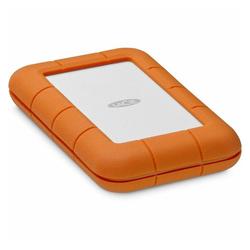 LaCie Rugged SECURE 2TB USB-C ext. Festplatte orange externe HDD-Festplatte