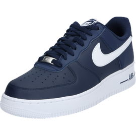 Nike Men's Air Force 1 '07 midnight navy/white 45,5