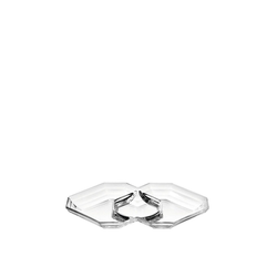 LEONARDO Servierplatte Kabarett LIMITO, Glas, (1-tlg)