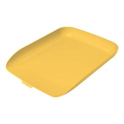 Briefkorb »Cosy« gelb, Leitz, 26.8x4.3 cm