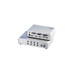 VALUE KVM-/USB-Switch 4 x KVM / USB 1 lokaler Benutzer Desktop (11.99.5841)