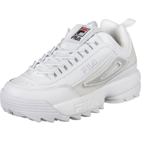 Fila Wmn Disruptor II Patches white, 41