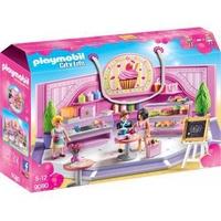 Playmobil City Life Cafe Cupcake 9080