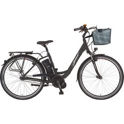 Didi THURAU Edition E-Bike Alu-City Comfort, 7 Gang Shimano, Nabenschaltung, Mittelmotor 250 W