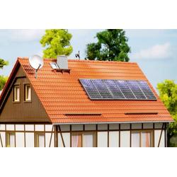 Auhagen 41651 H0 Sat.-Anlagen, Solarkollektoren
