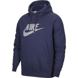 Nike NSW M's Pullover - Kapuzenpullover - Herren Blue S