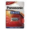 Panasonic Batterie Photo-Lithium CR123A 1er-Pack