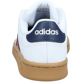 adidas Grand Court cloud white/trace blue/active red 37 1/3