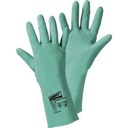 L+D 1463 Kemi Nitril Chemiekalienhandschuh Größe (Handschuhe): 9, L EN 388 , EN 374 CAT II 1 Paar