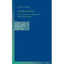 Sachen und Sätze. Dirk Westerkamp  - Buch