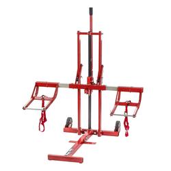 Heber / Reinigungshilfe DRL340 für Rasentraktor / Aufsitzmäher bis 340 kg