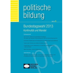 Bundestagswahl als Buch von