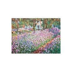 Monets Garten bei Giverny (Puzzle)