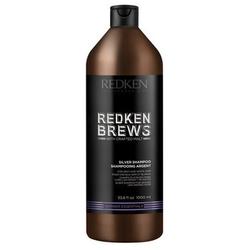 Redken Brews Silver Shampoo 1l