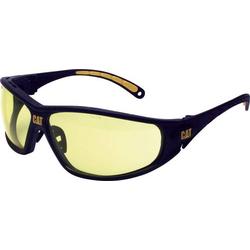 CAT TREAD112CATERPILLAR Schutzbrille Schwarz DIN EN 166-1