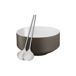 WMF Single Geschirr-Set, Porzellan, Moto 3-teilig