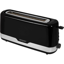 Toaster »TA 6501 swi«, 850 Watt, Toaster, 61326605-0 schwarz schwarz