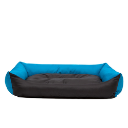 Hobbydog Tierbett Hundebett Eco blau 43 cm x 62 cm