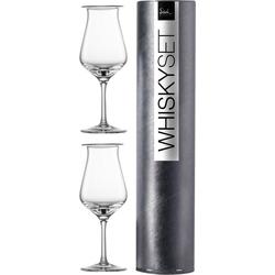 Eisch Whiskyglas Jeunesse (4-tlg), bleifreies Kristallglas, 160 ml