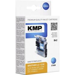 KMP KMP Tintenpatrone B42 Cyan 1525,0003 Tintenpatrone