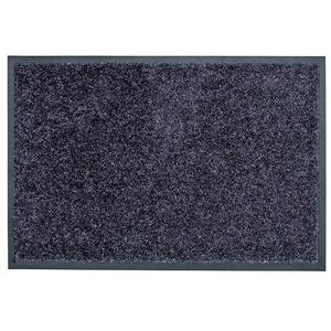 Astra Schmutzfangmatte Diamant  (Uni, Dunkelgrau, 40 x 60 cm, Material Nutzschicht: 100 % Polyamid)