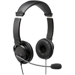 Kensington K97601WW Headset schwarz