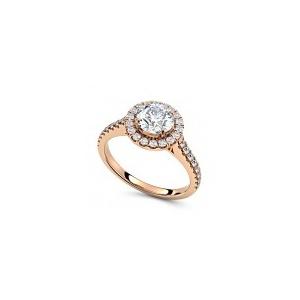 Verlobungsring VR09 333er Rotgold - 8148