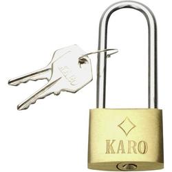 Hazet 168-08A Vorhängeschloss Schlüsselschloss
